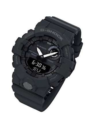 c762ad4246d Relogio Casio G-shock Gba-800-1 G-squad Bluetooth® Em 12x - R  588 ...