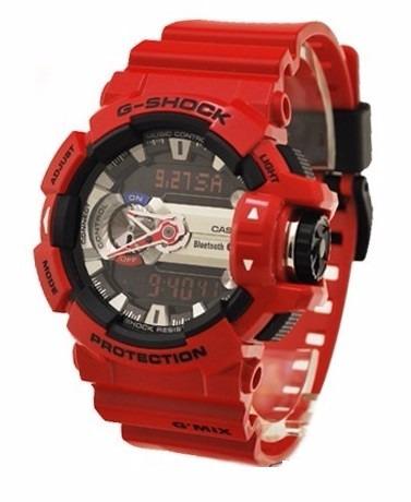 91cda364bae Relógio Casio G-shock Gba400 4a Gmix Bluetooth Novo Original - R ...