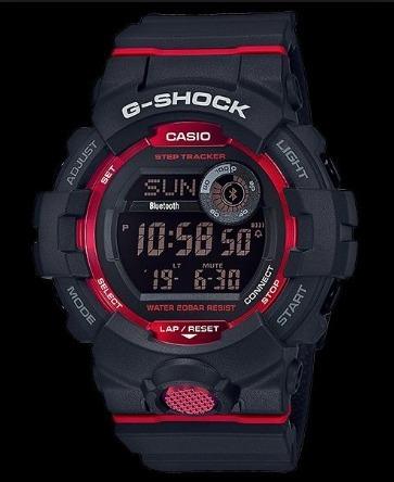 b8f620699cc Relogio Casio G-shock Gbd-800-1 Bluetooth Corridas Treinos - R  498 ...