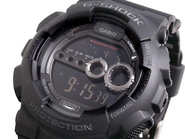 91fc9caff50 Relogio Casio G-shock Gd-100-1b Fundo Negativo Gd100 - R  424