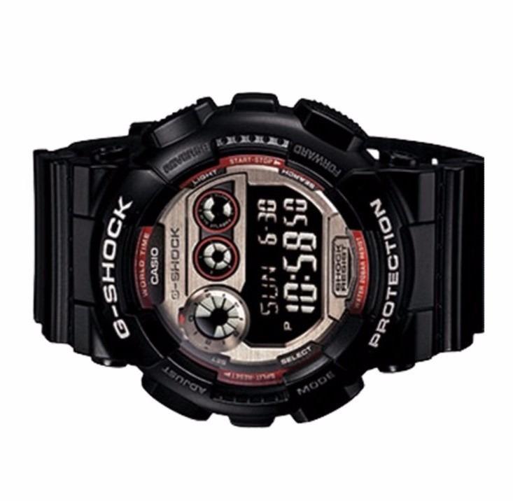8f80d7bac6e Relógio Casio G-shock Gd-120 Ts-1 5 Alarmes H.mundial 200m P - R ...