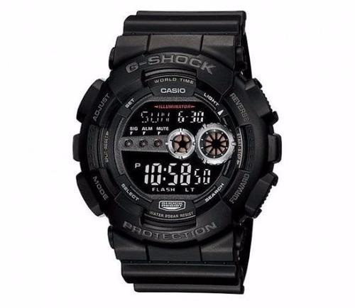 relógio casio g shock gd 1bdr original nfe + garantia