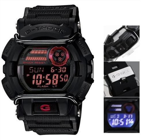 cc2e1ab659f Relogio Casio G-shock Gd-400-1 Original Em S.p Gd-350 - R  458