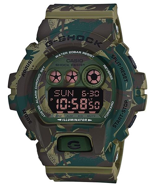5a51ef81a70 Relógio Casio G-shock Gd-x6900 Cm3d Alarmes Gdx-6900 Wr200m ...
