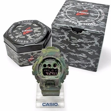 e63e69dd2eb Relógio Casio G-shock Gd-x6900 Cm3d Alarmes Gdx-6900 Wr200m - R  699 ...