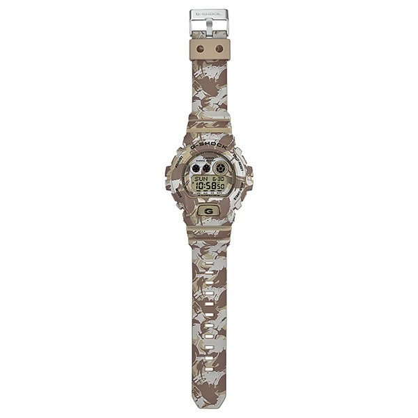 df0d9f9ccdb Relógio Casio G-shock Gd-x6900 Mc-5d Alarmes Gdx-6900 Wr200m - R ...