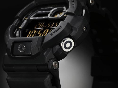 relogio casio g-shock  gd350-1b gd-350-1b original na caixa