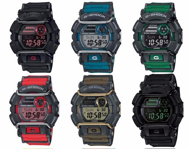 e508b883fc6 Relogio Casio G Shock Gd400 Masculino Digital Original Gd40 - R  334 ...