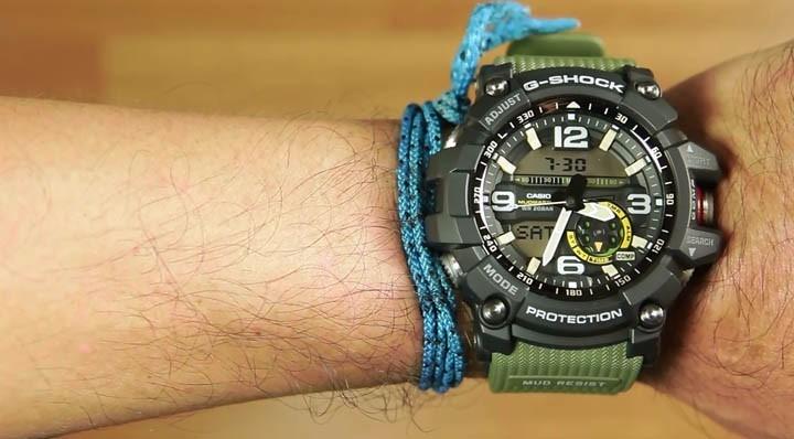 Relógio Casio G-shock Gg-1000-1a3 Mudmaster Gg1000 - R  1.148 2061ab831eba