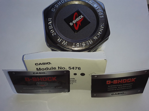 relógio casio g shock gg 1000-1a5 mudmaster