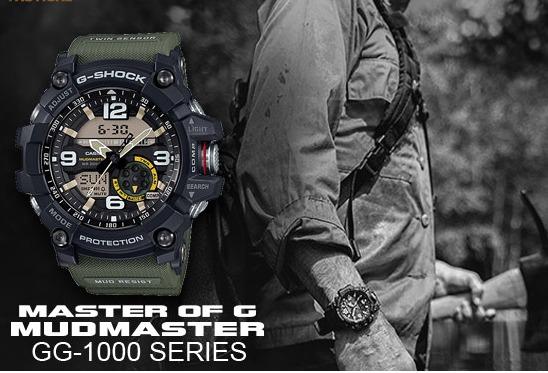 d531a5483ca Relogio Casio G-shock Gg-1000 Gg1000 Original Em 12x S juros - R  1.247