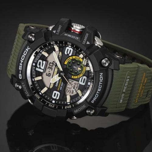 relógio casio g-shock gg1000-1a3 mudmaster original