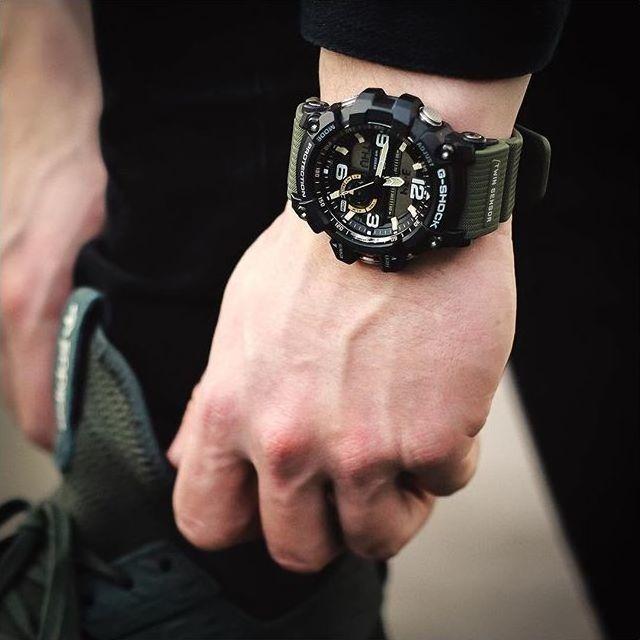 330021fb290 Relogio Casio G-shock Gg1000-1a5 Mudmaster Garantia 01 Anos - R ...