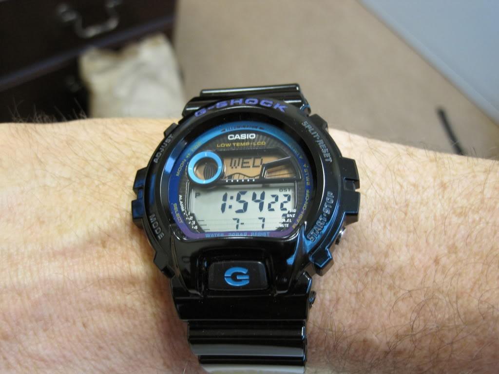 580602483c8 relógio casio g shock glx-6900-1 preto g lide fases lua. Carregando zoom.