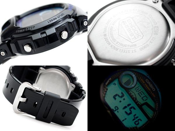 690ae17d648 Relógio Casio G Shock Glx-6900-1 Preto G Lide Fases Lua - R  399