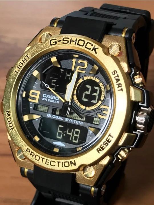 19d37ce82ab Relógio Cásio G-shock Gravitymaster Ga-1000- Cásio - Gshock - R  165 ...