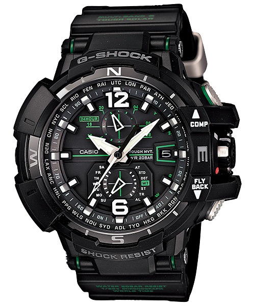 845a5da248ed Relógio Casio G-shock Gravitymaster Gw-a1100-1a3 - R  2.279