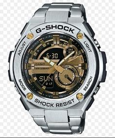 a404f96df1ce Relogio Casio G Shock Gst S110 1a - Relógios De Pulso no Mercado Livre  Brasil