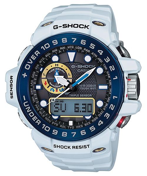 6adbf8618c3 Relógio Casio G-shock Gulfmaster Gwn-1000e-8a - R  3.089