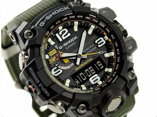 relógio casio g-shock gwg-1000-1a3dr original
