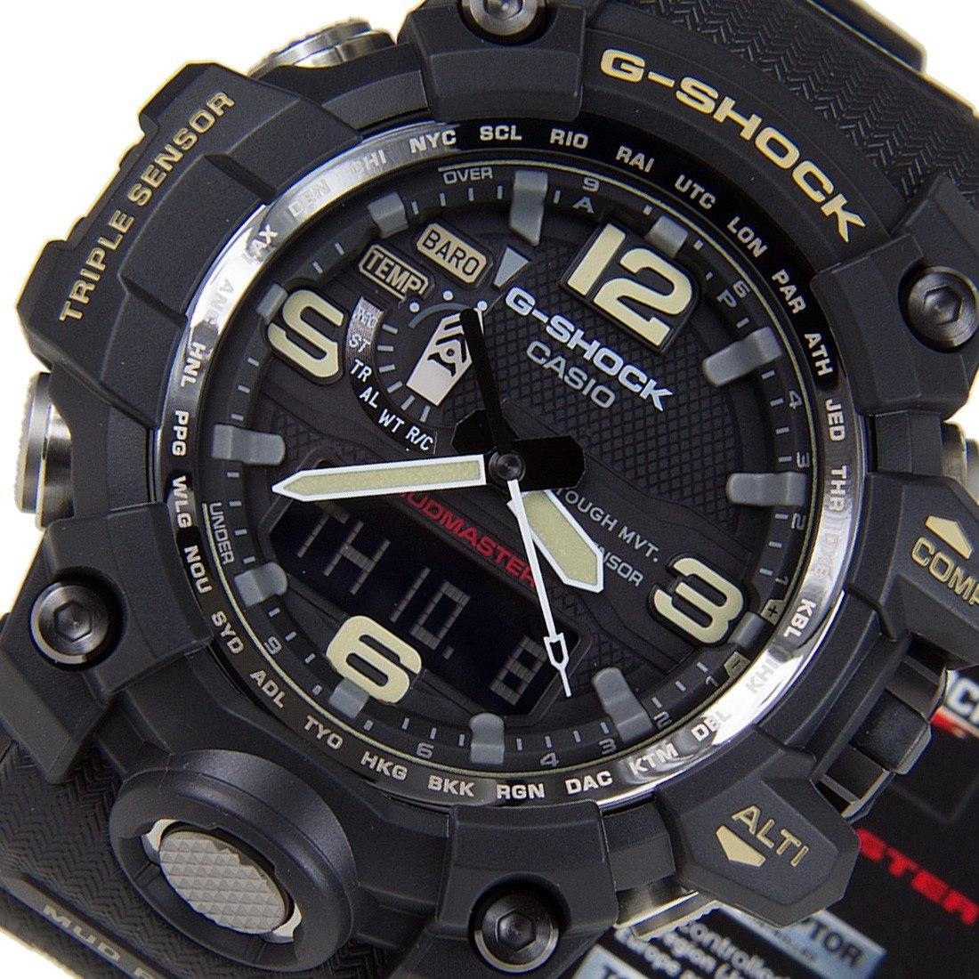 8db0d701258 relógio casio g shock gwg -1000-1adr preto mudmaster solar. Carregando zoom.