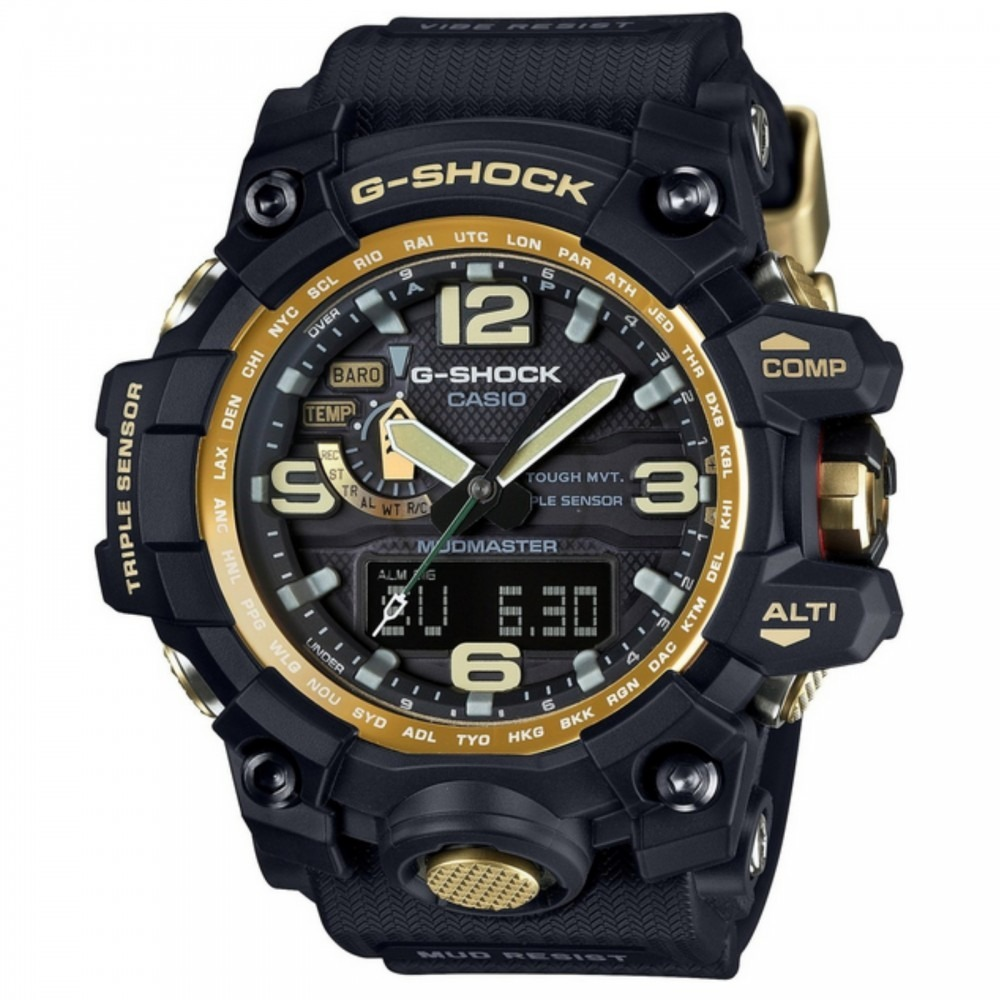 2830874c4cd Relógio Casio G-shock Gwg-1000gb-1adr Original Com Nota - R  3.800 ...