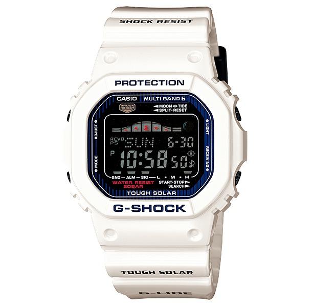 1f2e4741706 Relogio Casio G-shock Gwx-5600c Branco Original Em 12x S j - R  698 ...