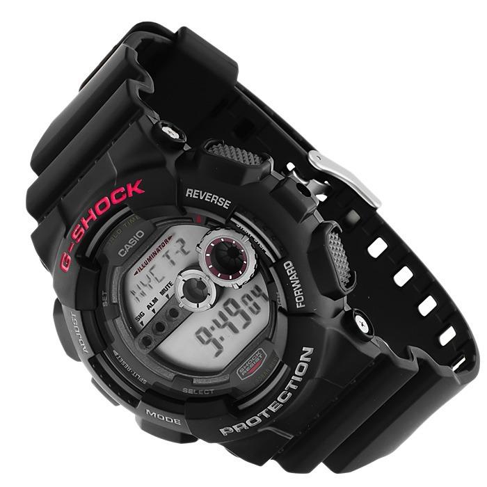 82ae0096f38 Relógio Casio G-shock Masculino Digital Esporte Gd-100-1adr - R  589 ...