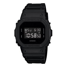 Relógio Casio G-shock Masculino Dw-5600bb-1dr Nf