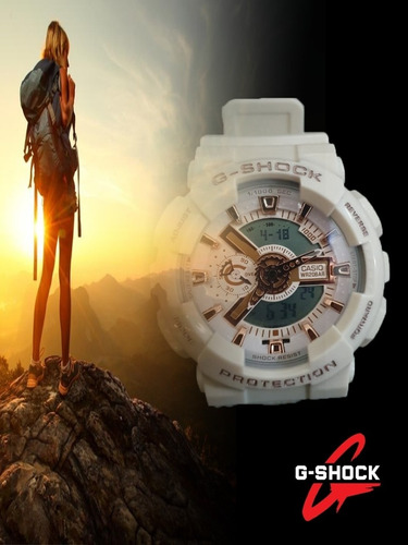 relógio casio g-shock masculino ga-110