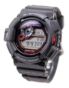 relógio casio g-shock masculino mudman g-9300-1dr