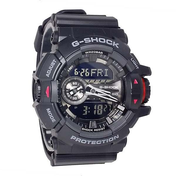 dbe090cb302 Relogio Casio G-shock Modelo Ga-400-1bdr Imperdivel Ga400 - R  560 ...