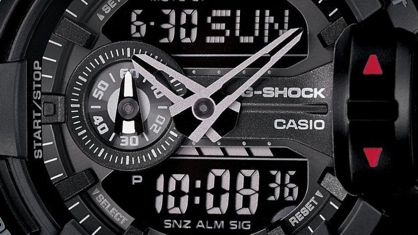 cc90e3dd8d3 relogio casio g-shock modelo ga-400-1bdr imperdivel ga400. Carregando zoom.