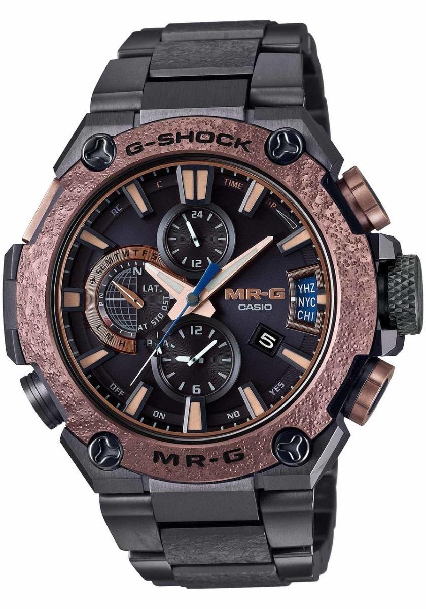 3edc9676902 Relogio Casio G-shock Mr-g Basel Limited Edition Titanium - R ...