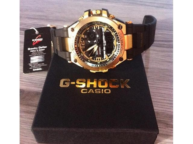 dcb1680bf91 Relogio Casio G-shock Mt-g Triple G Resist Frete Gratis - R  145