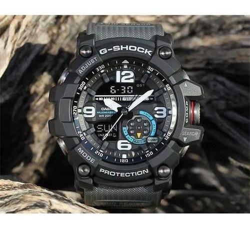 relógio casio g-shock mudmaster gg-1000-1a8dr