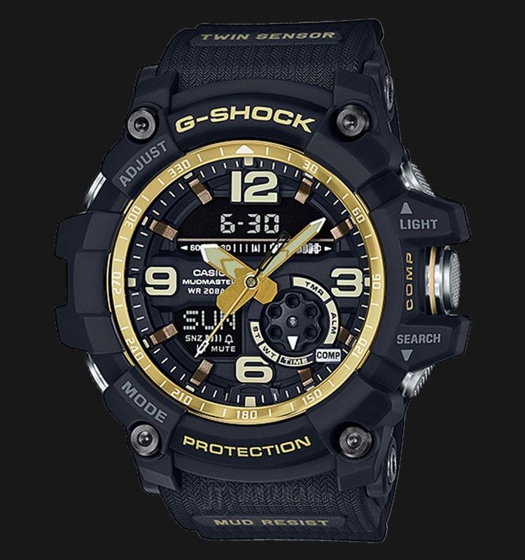 730d11cfff7 Relógio Casio G-shock Mudmaster Gg-1000gb-1adr - R  2.000