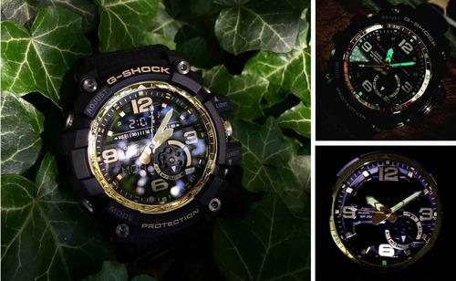 relógio casio g-shock mudmaster gg-1000gb-1adr