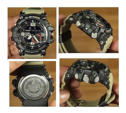 relógio casio g-shock mudmaster gg1000 gg1000 original!!!!