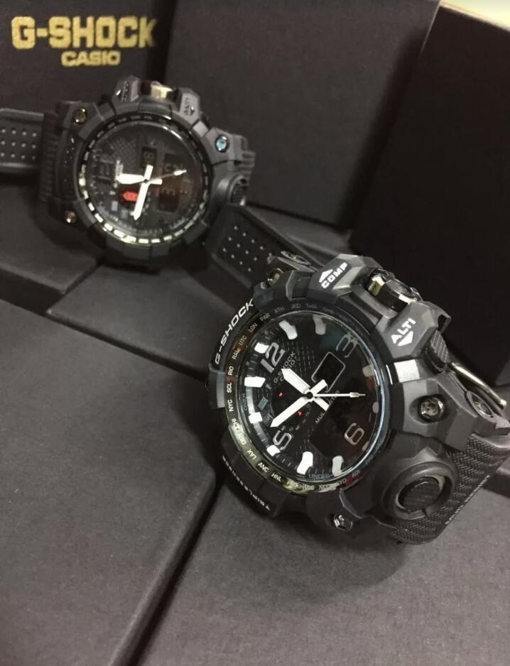 467772f03fc relógio casio g-shock mudmaster na caixa promoção. Carregando zoom.