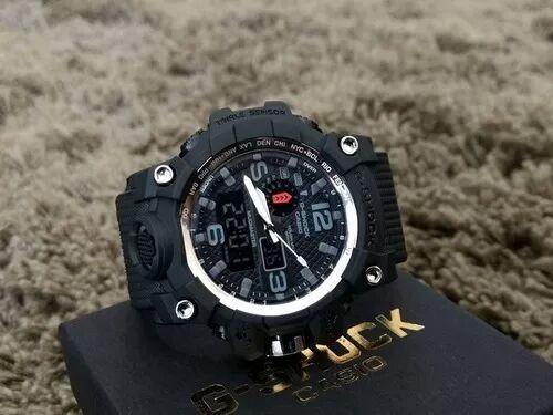 21682afac91 Relógio Casio G-shock Mudmaster Na Caixa Promoção - R  90