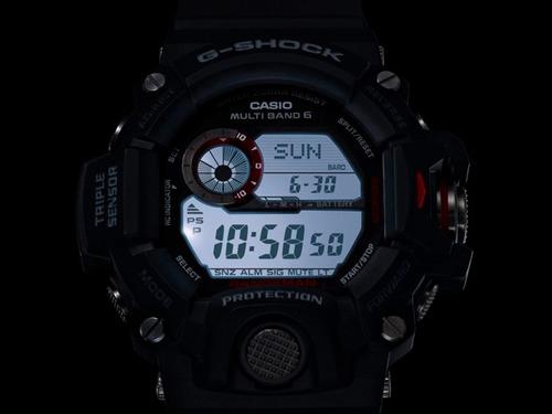 relógio casio g-shock rangeman solar gw9400-1
