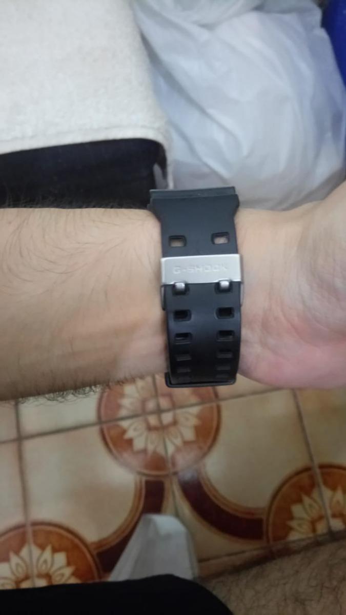 2e436d8a8db Relógio Casio G-shock Tough Solar Masculino Gr-8900a-1dr - R  500