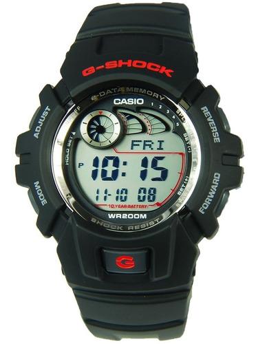 relógio casio g-shock unisex g-2900f-1vdr