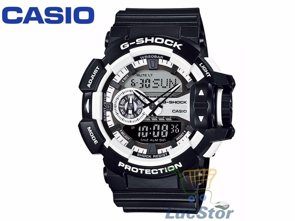 8ae9703eafe relógio casio ga-400-1adr g-shock garantia 1 ano. Carregando zoom.
