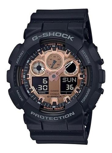 relógio casio gshock ga-100mmc-1adr