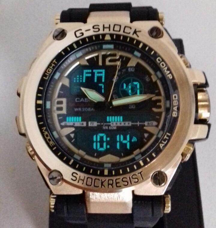 9748f5dce7b Relogio Casio Gshock Gravity Defier Mtg-s1000d - R  110