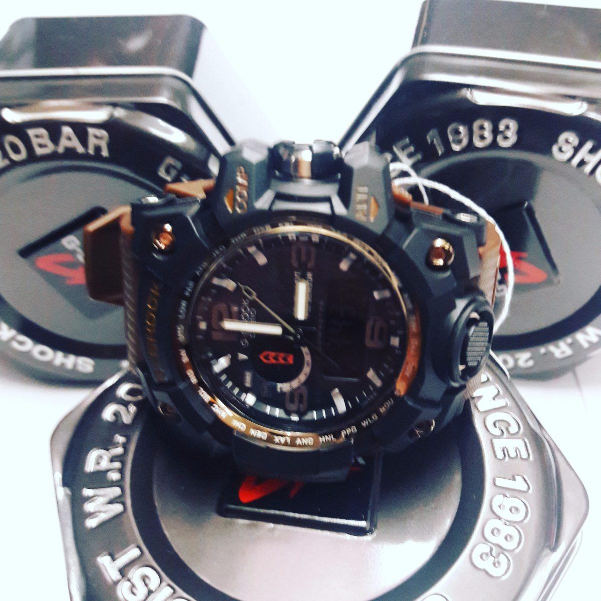 0d9e29709f1 relógio casio gshock mundmaster promoção dias dos pais. Carregando zoom.