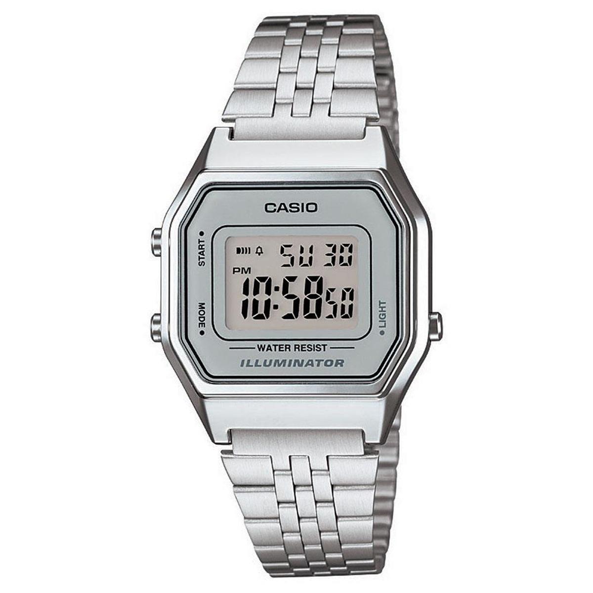 df170a2ad52 Relógio Casio - Illuminator - La680wa-7df - R  199