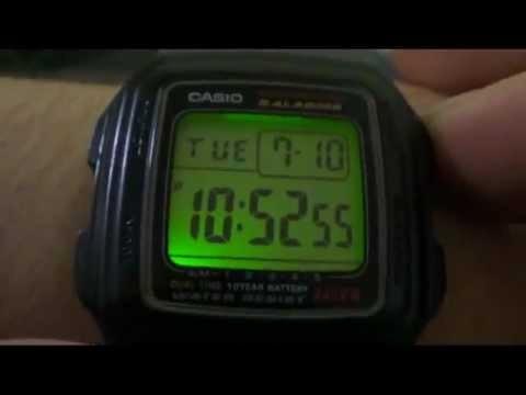 relogio casio illuminator w-800h prova dagua 100m original